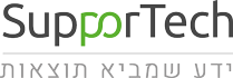supportech לוגו
